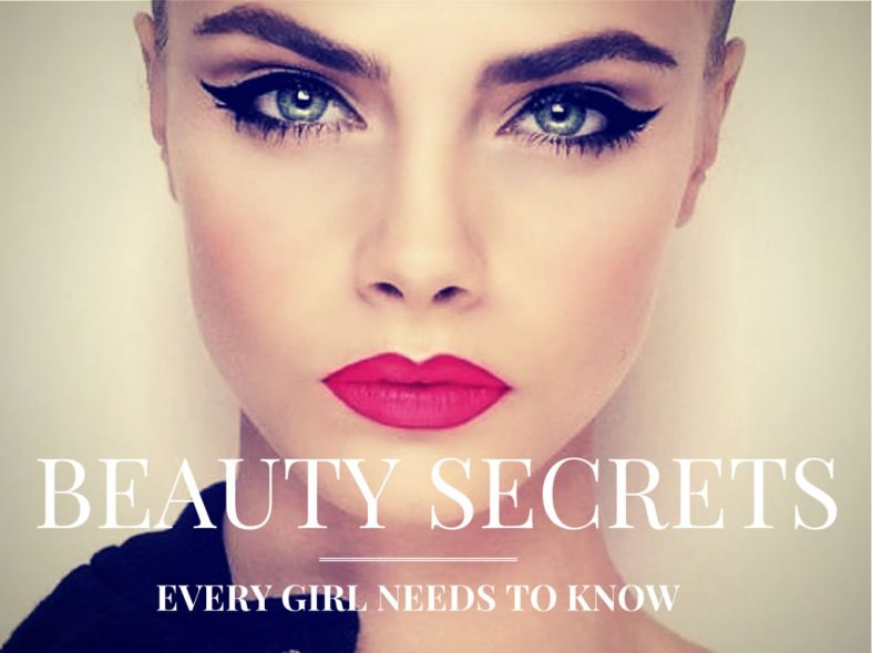 10 Best Celebrity Beauty Secrets Revealed