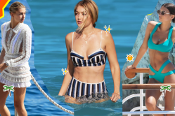 How To: Summer vacation like a celebrity